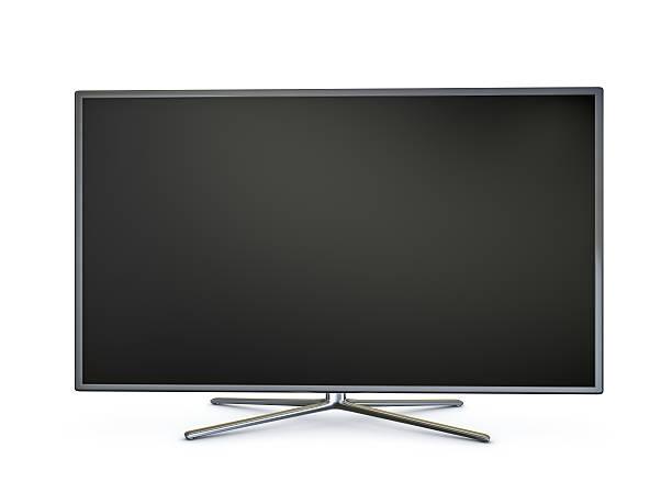 Smart tv widescreen led tv (XXXL) - foto de stock