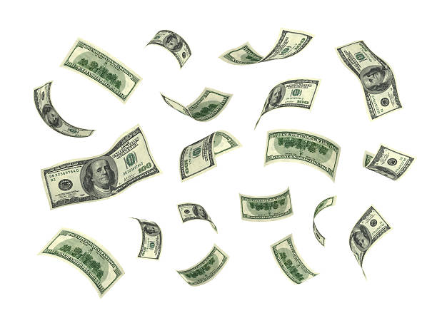 isoliert, geld (xxl - sterntaler stock-fotos und bilder