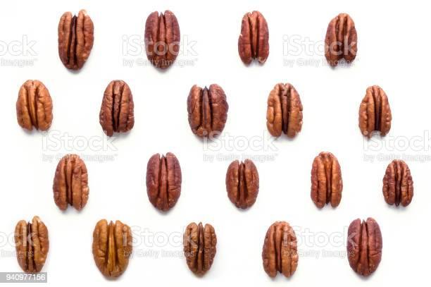 Isolated pecan nut kernel food pattern picture id940977156?b=1&k=6&m=940977156&s=612x612&h= qzpemqfhpenrzemzc40m1nwomwxzv5rd5wlpprc6ie=