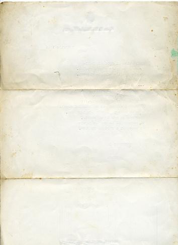 Stary White Paper - zdjęcia stockowe i więcej obrazów Abstrakcja