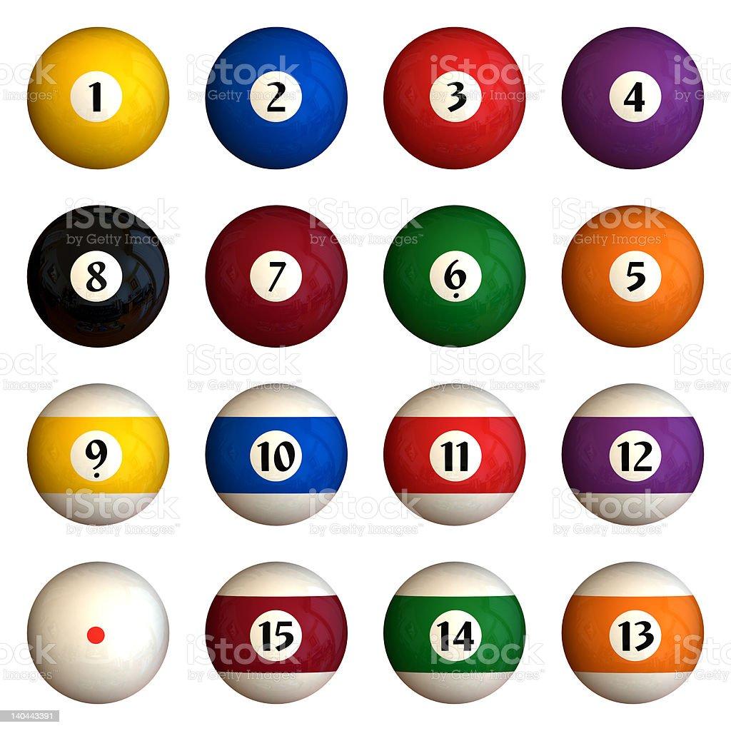Piscina de pelotas aislado - foto de stock