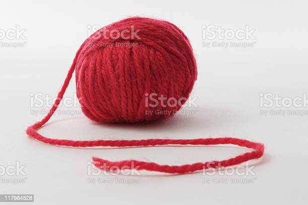 Isolated shot of red ball of wool on white background picture id117964528?b=1&k=6&m=117964528&s=612x612&h=7bqqhpldpc5qauzfu g oy8rlws 7j5qkrbo0sjm1na=