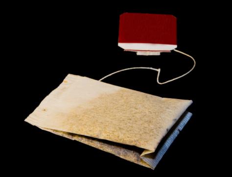 istock Isolated tea bag 92492419