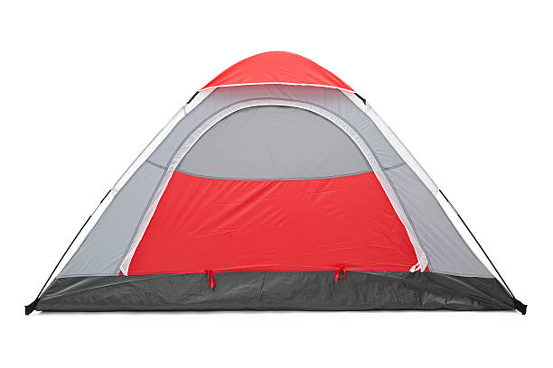 Isolated Tent