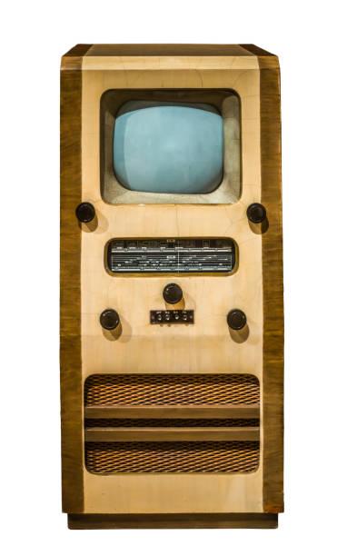 ビンテージ テレビを分離 - 1930~1939年 ストックフォトと画像