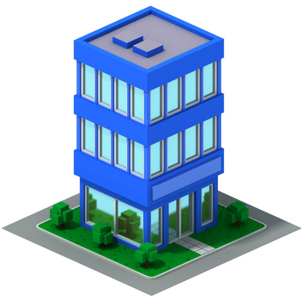 375 Cartoon Office Building Stock Photos Pictures Royalty Free Images Istock