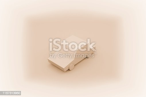 1087080996 istock photo Isometric low poly car. 3D illustration 1157313950