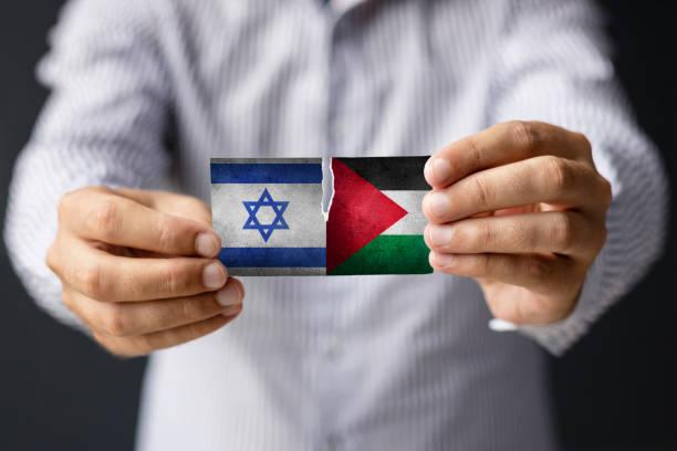 Israel vs Palestine.