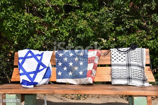 Israeli-Palestinian conflict, the US mediator