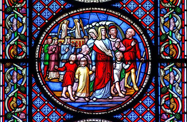 Israelites Crossing the red sea – Foto