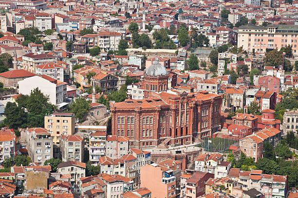 Istanbul Balat stok fotoğrafı