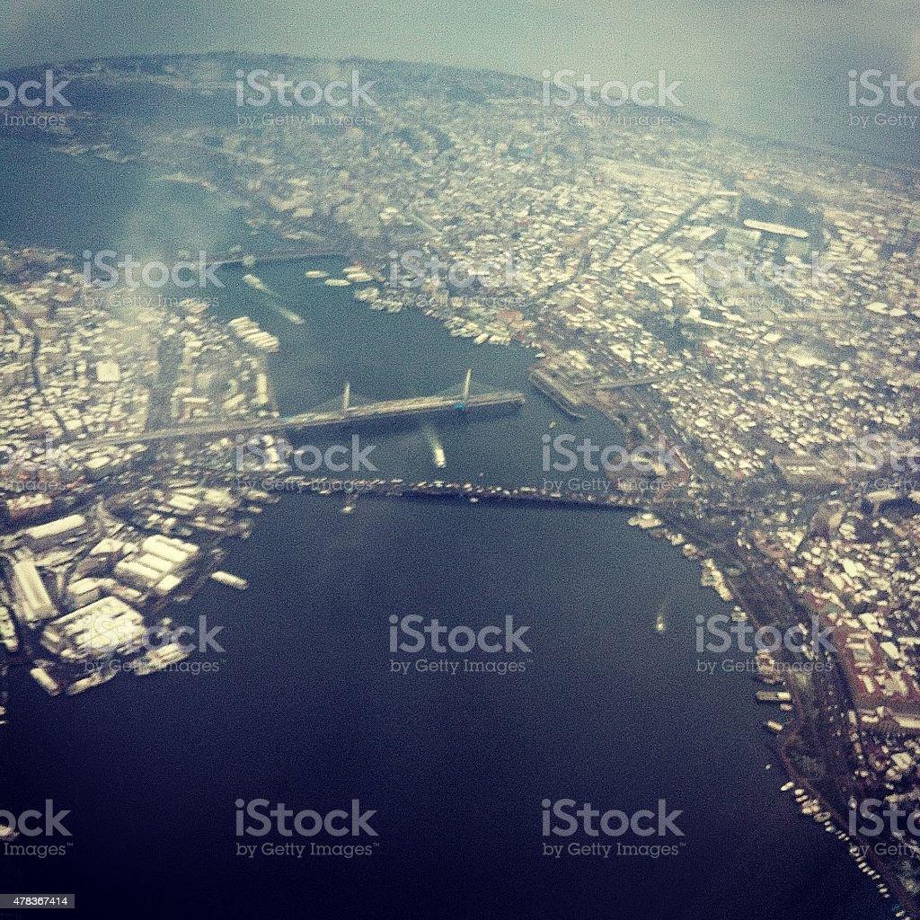 Istanbul - Bosphorus stock photo