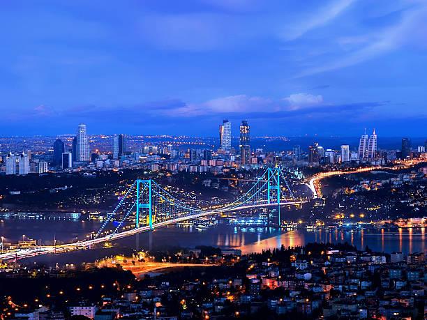 istanbul bosphorus  - стамбул стоковые фото и изображения