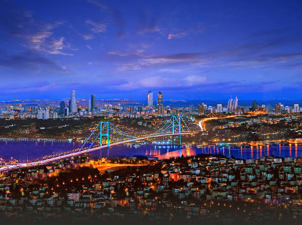 istanbul Bosphorus istanbul Bosphorus bosphorus stock pictures, royalty-free photos & images