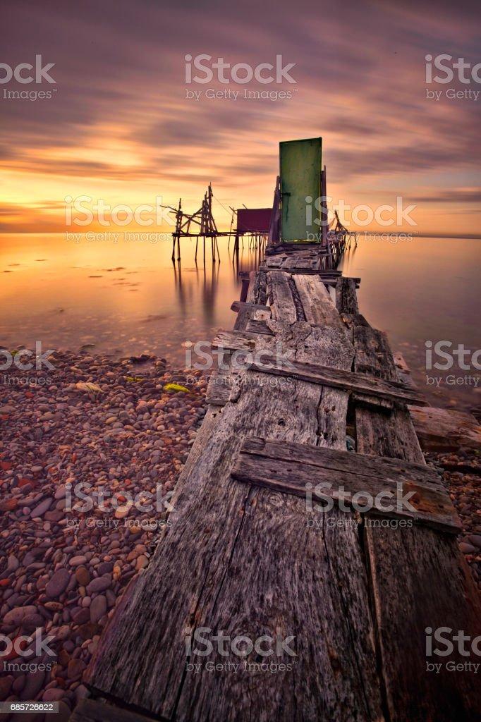 Istanbul Landschaft Lizenzfreies stock-foto