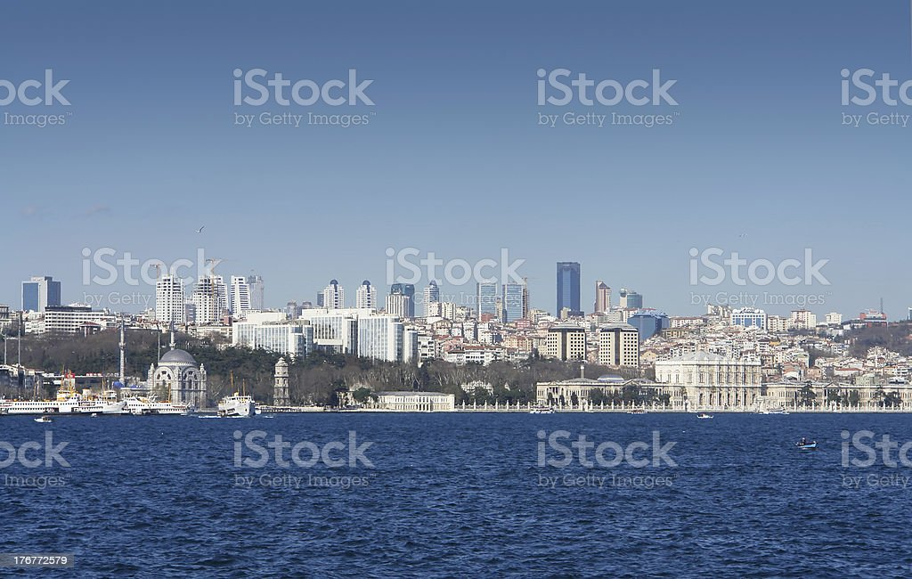 Istanbul royalty-free stock photo