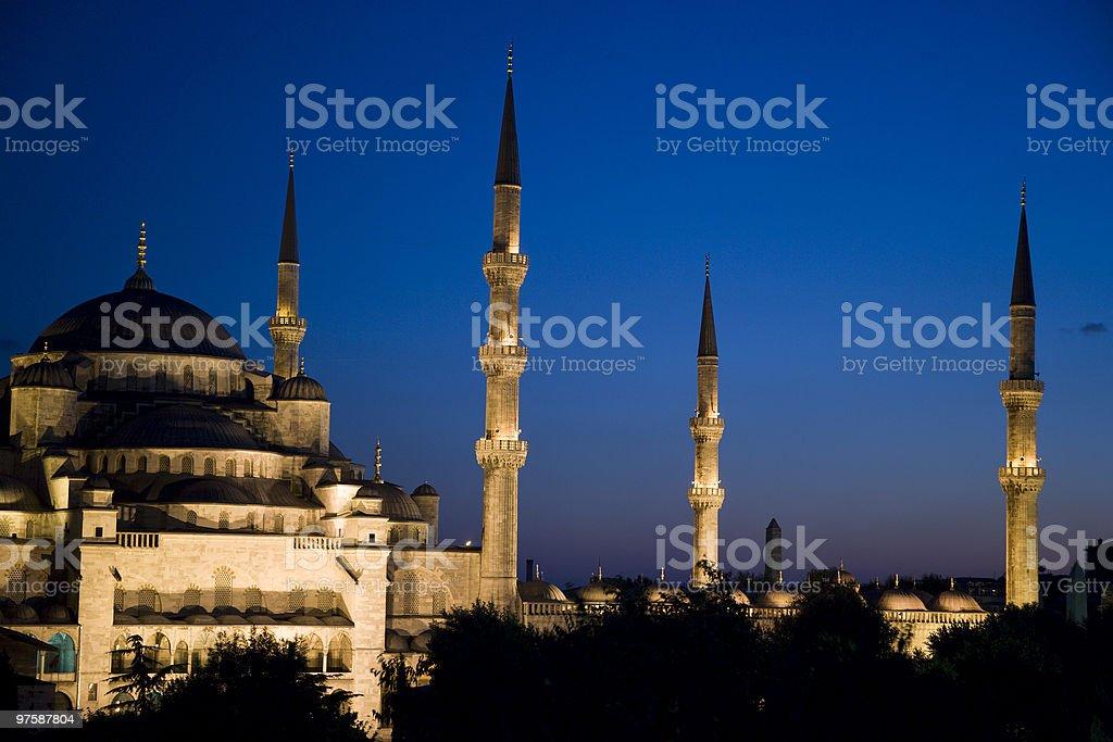 Istanbul royaltyfri bildbanksbilder