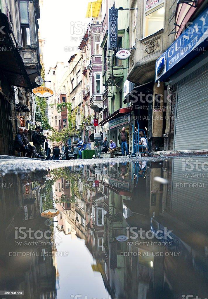 Istanbul street scene – Foto
