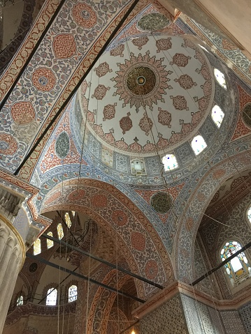 Istanbul Sustan Ahmet Mosque place of worship belief tourism structure architecture