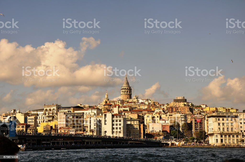 Istanbul the capital of Turkey, eastern tourist city. royalty-free stock photo