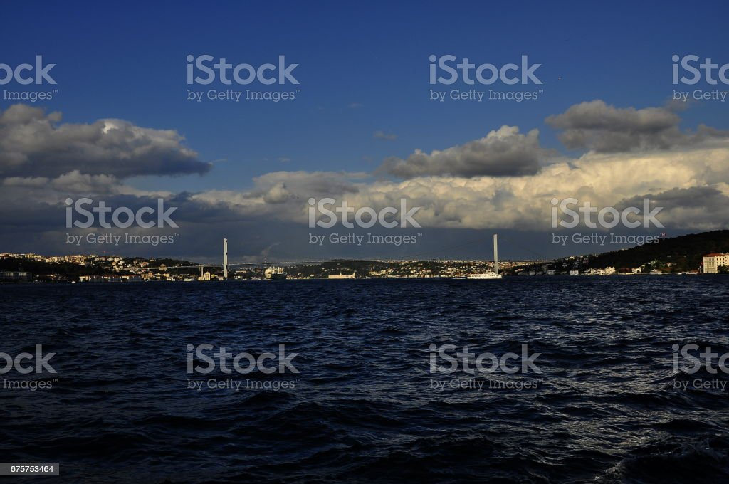 Istanbul the capital of Turkey, eastern tourist city. stock photo