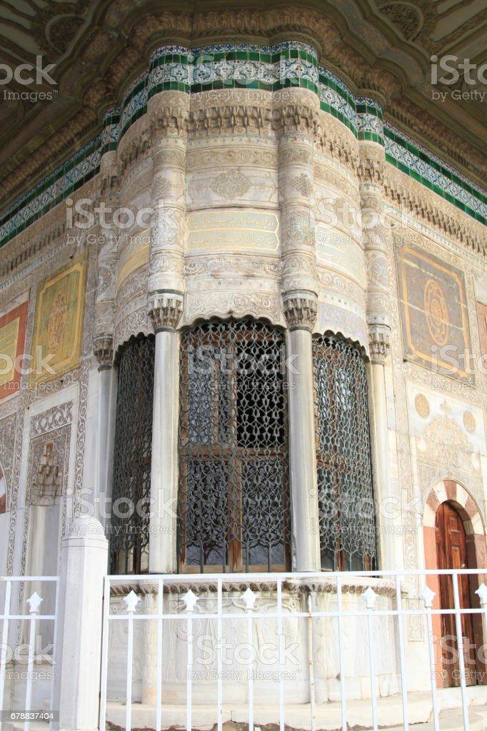 Istanbul la capitale de la Turquie, ville touristique de l'est. photo libre de droits