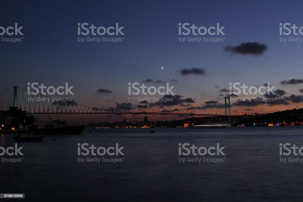Istanbul Türkiye, Doğu turistik şehir başkenti. royalty-free stock photo