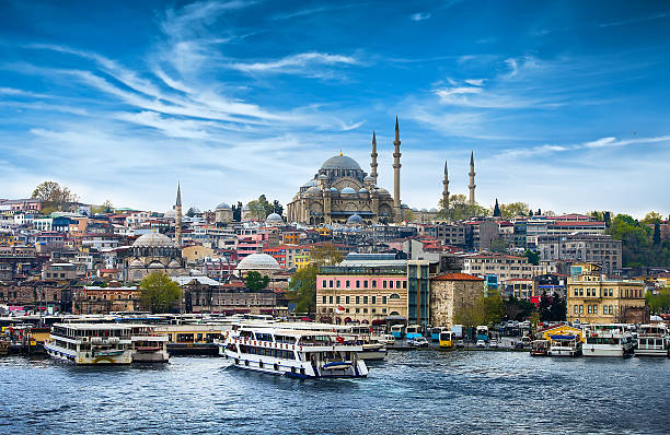 Istanbul the capital of Turkey Istanbul the capital of Turkey, eastern tourist city. turkish stock pictures, royalty-free photos & images