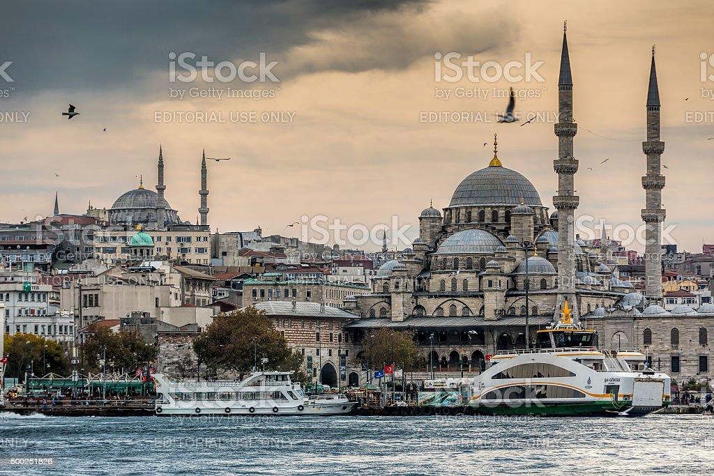 Istanbul, TURKEY stock photo