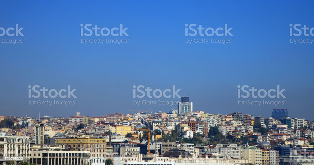 Istanbul. Turkey. stock photo