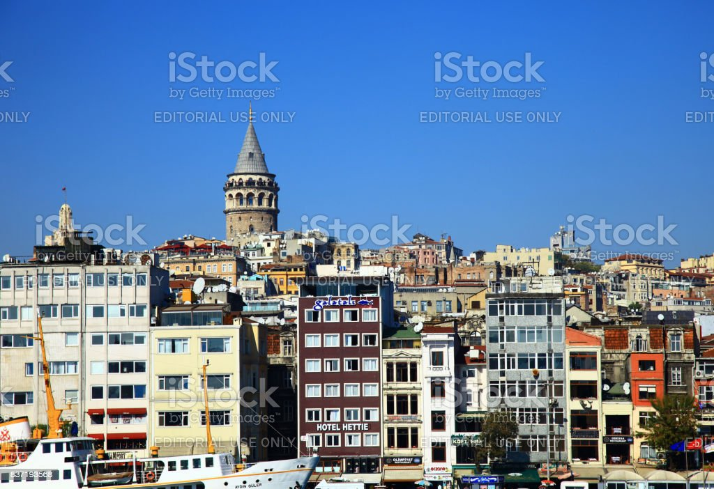 Istanbul, Turkey. stock photo