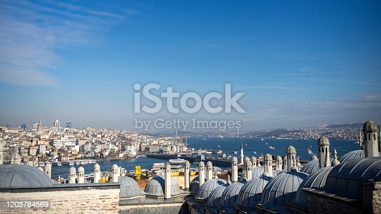 istanbul view