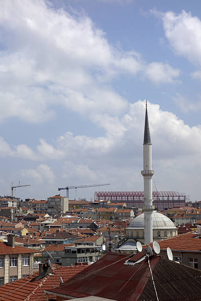 Istanbul-Bakirköy stock photo