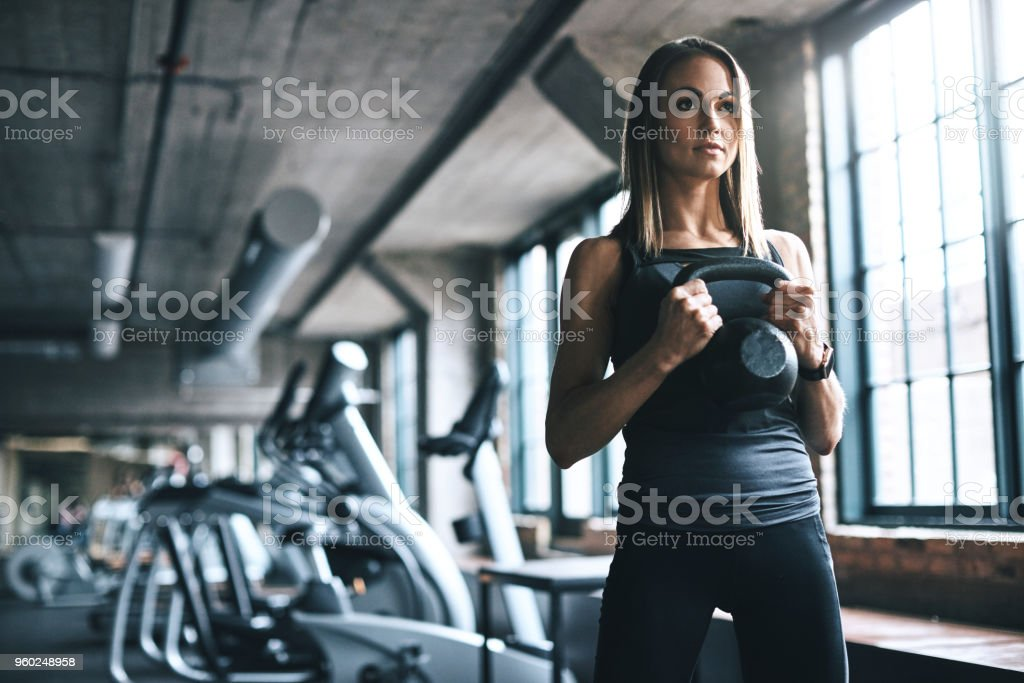 It all began with that first lift stock photo