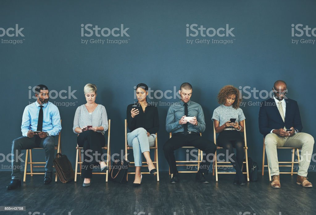 It could be anyone of us stock photo