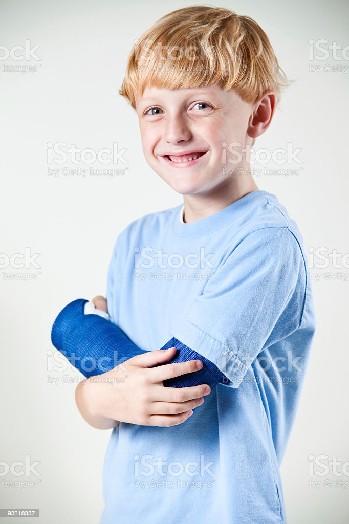 It Doesn't Hurt So Bad stock photo