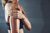 istock It hurts but the workout was worth it 499603000