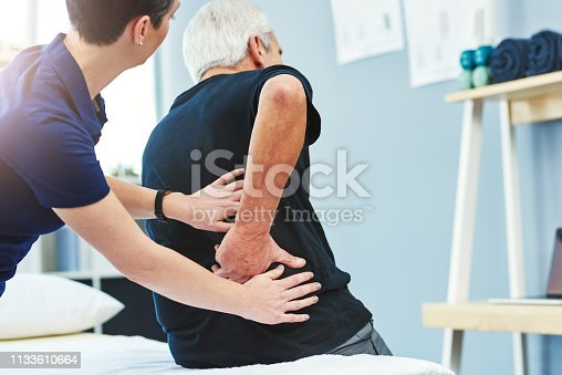 istock It hurts right here, doc 1133610664