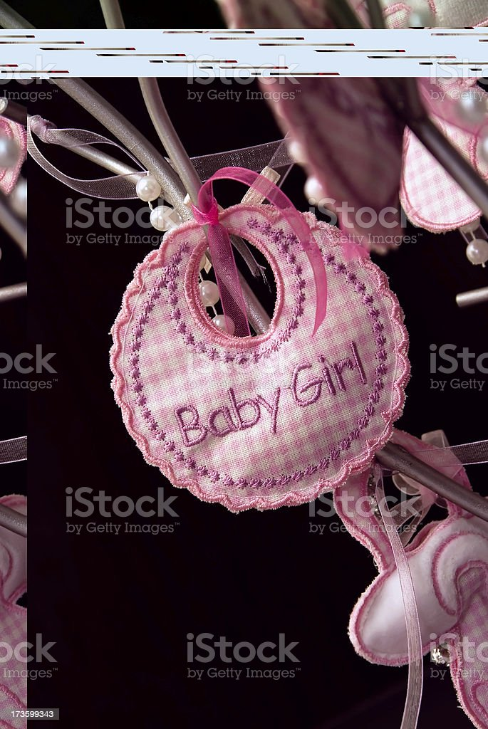 it is a girl royalty-free stock photo