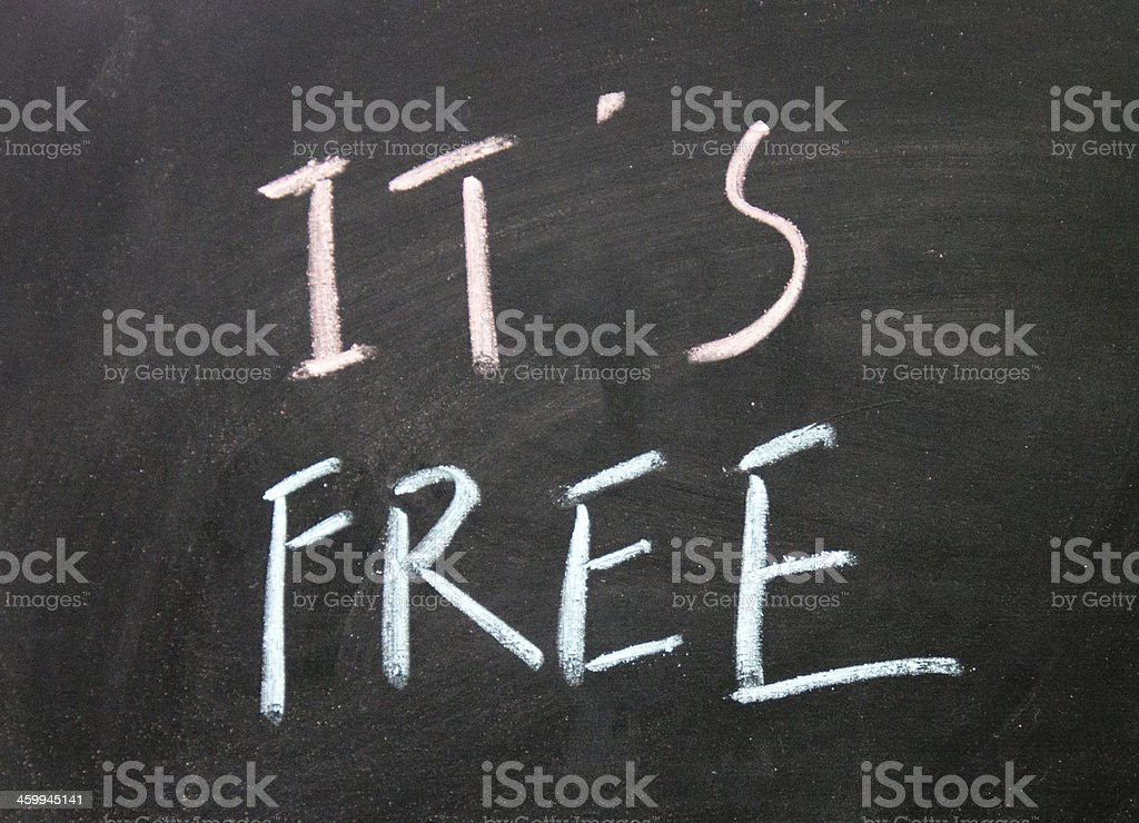 It is free title stock photo