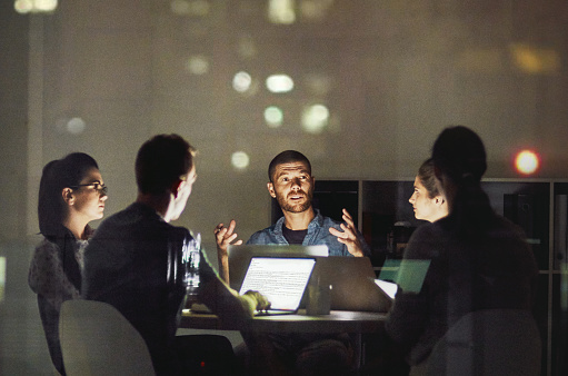 It Is Great To Discuss Ideas Then Bring It To Life Stock Photo - Download Image Now