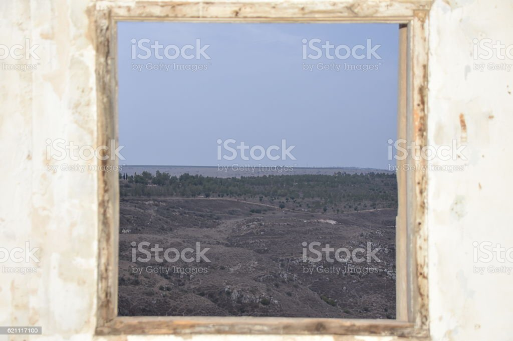 It is not a picture - this Landscape stock photo
