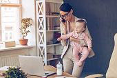 istock It is not easy to be a working mom! 515804444