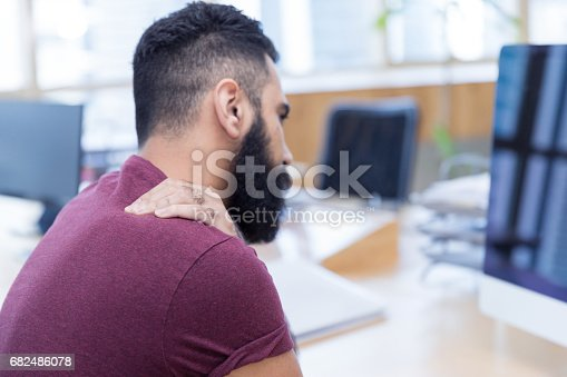 istock It is not easy with so much work pressure these days 682486078
