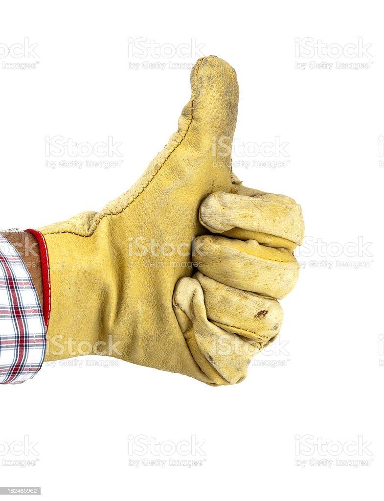 It is OK, approval stock photo