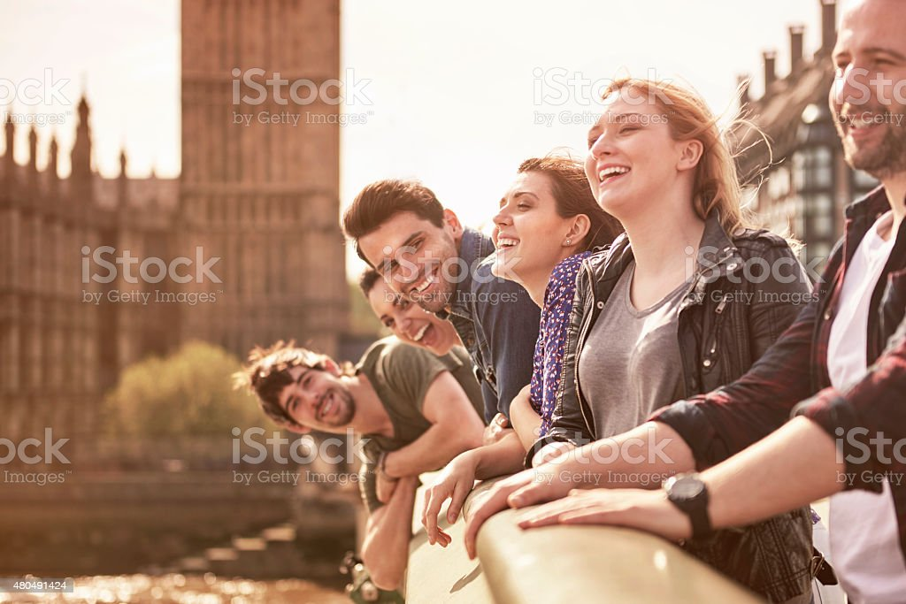 It is so good to have such friends stock photo