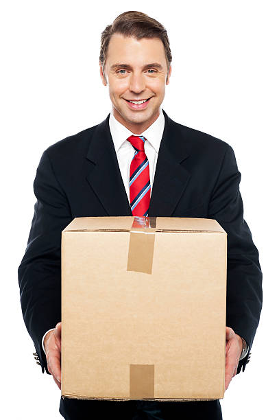 It is time to change the office cube stock photo