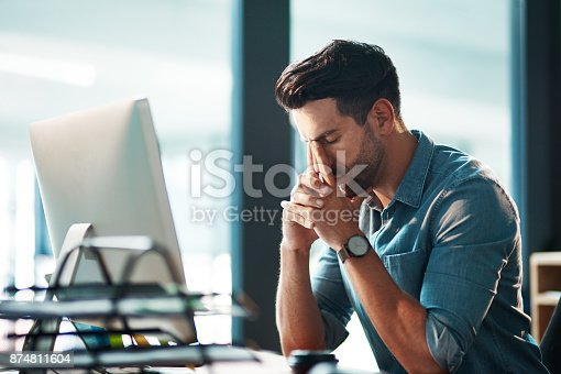 istock It might be time to call it a day 874811604