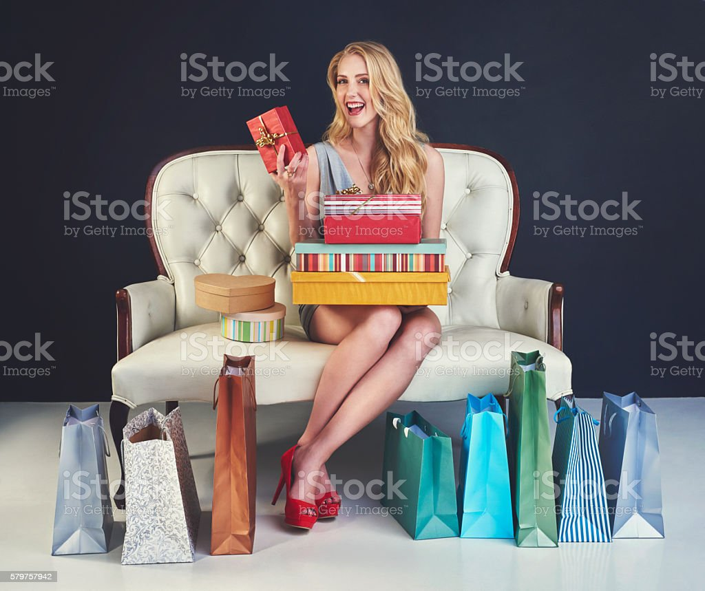 It pays to be popular stock photo