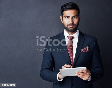 istock It performs to the standard I demand for business 638978866